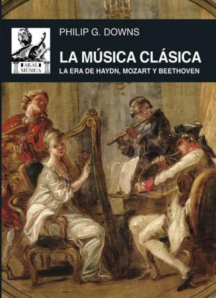 philip downs la música clásica